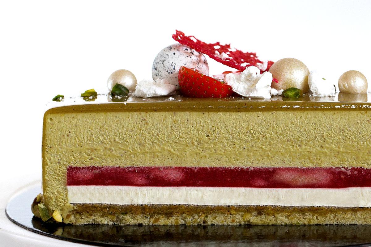 Pistāciju kūka